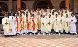 Priestly ordination of Deacon Stephen Fernandes