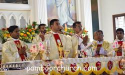 Annual Feast of Holy Cross Celebration